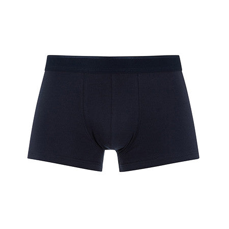 Stretch Cotton Low Waist Trunk