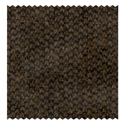 Brown Barleycorn Tweed Jacketing
