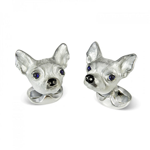 Chichuahua Cufflinks