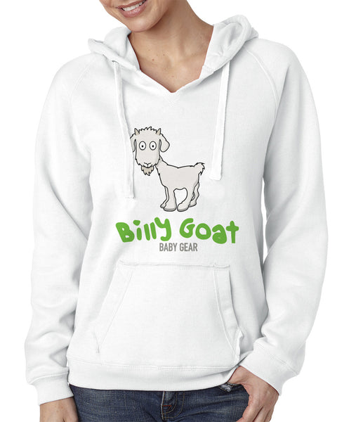 Soft Cotton Hoodie with Front Pockets