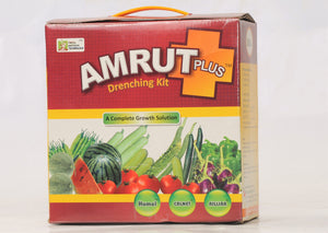 Amrut Drenching Pack of 4 kits