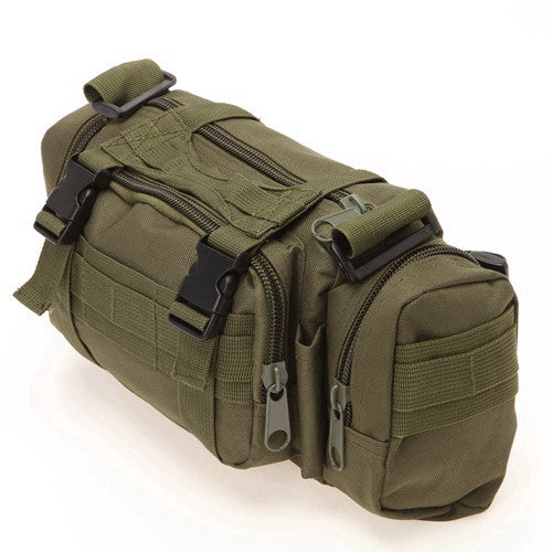 Tactical Travel Rucksack Mobile Bag
