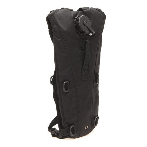 Tactical Hydration Pack Black