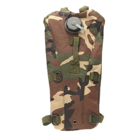 Tactical Hydration Pack Jungle Camo