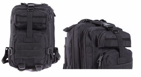 Tactical Pack Black