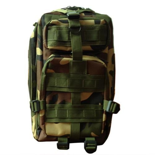 Tactical Pack Jungle Camo
