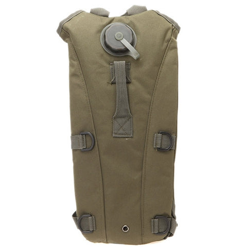 Tactical Hydration Pack Green