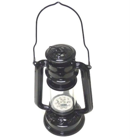 LED 15 Bulb Hurricane Lantern