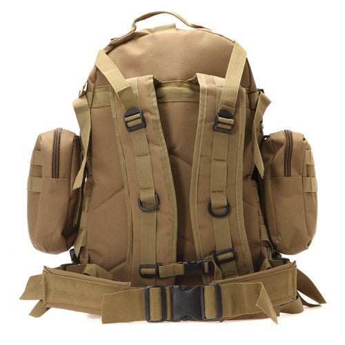 Tactical Hiking Pack Tan
