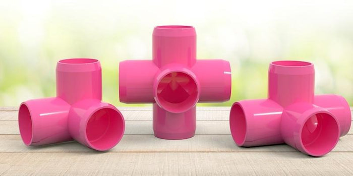 Think Pink.  FORMUFIT expands color lineup with Pink PVC.