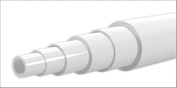 Thinwall PVC Pipe for Telescoping Pipe Projects