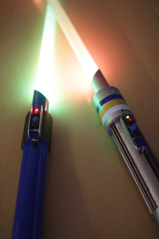 PVC Pipe Light Saber