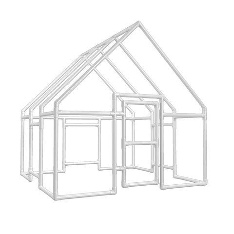 PVC Kids Playhouse - Large