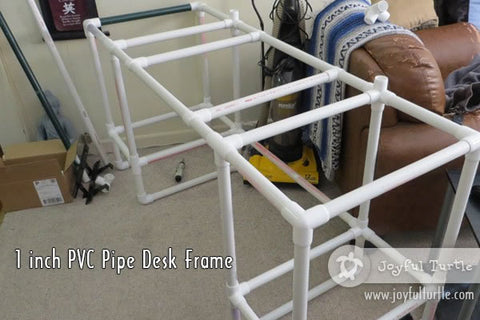 PVC Workstation Frame