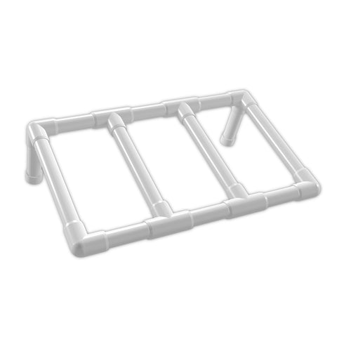 Pvc foot rest formufit for Mineral wool pipe insulation weight per foot