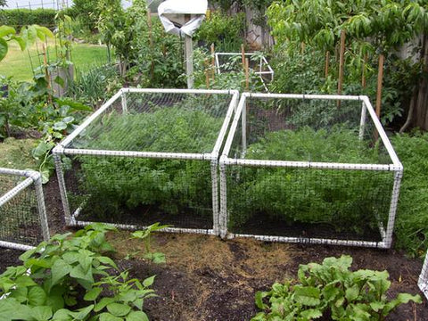 Six PVC Gardening Ideas from our Customers FORMUFIT