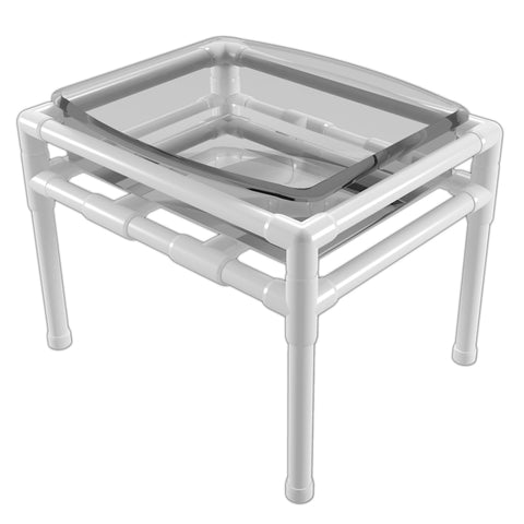 PVC Kids Sand & Water Table
