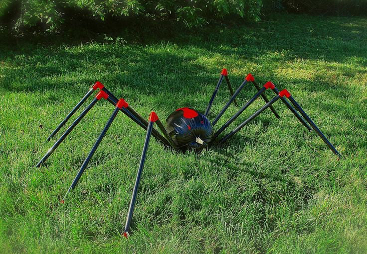 Spider Pipe Fittings : Halloween fun with pvc pipe formufit