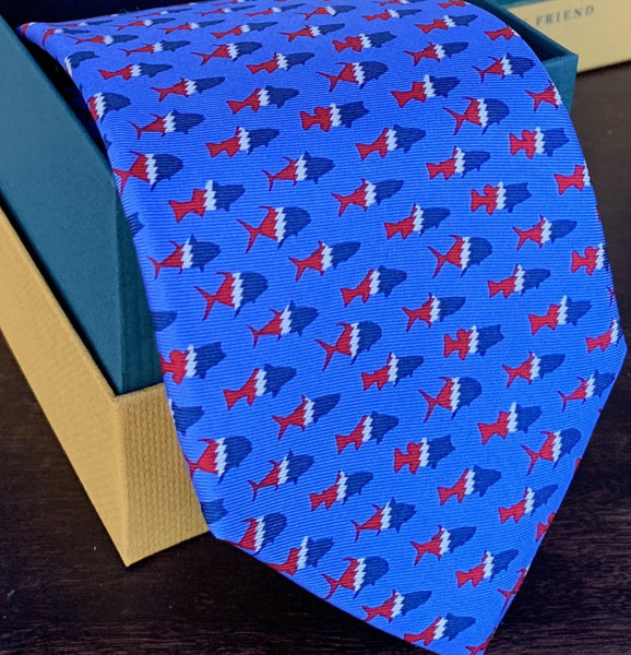 Rep The Pesca Tie