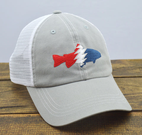 Trout Mesh-Back Trucker Hat