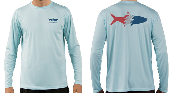 Long Sleeve Performance Sun Shirt - Tarpon