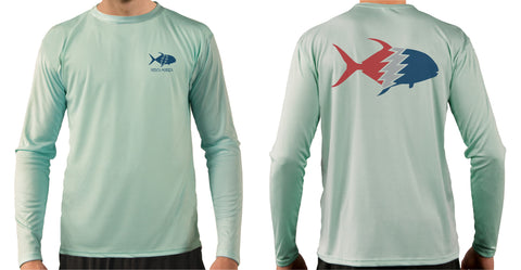 Long Sleeve Performance Sun Shirt - Permit
