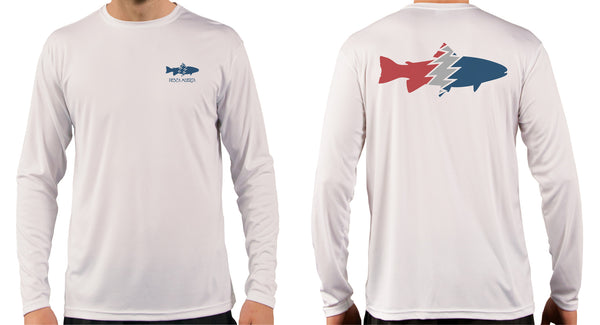 Long Sleeve Performance Sun Shirt - Trout