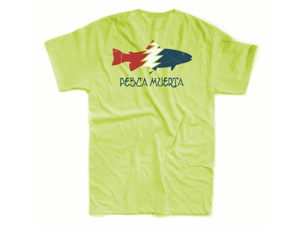 Pesca x Recover Recycled Tee Shirt- Trout