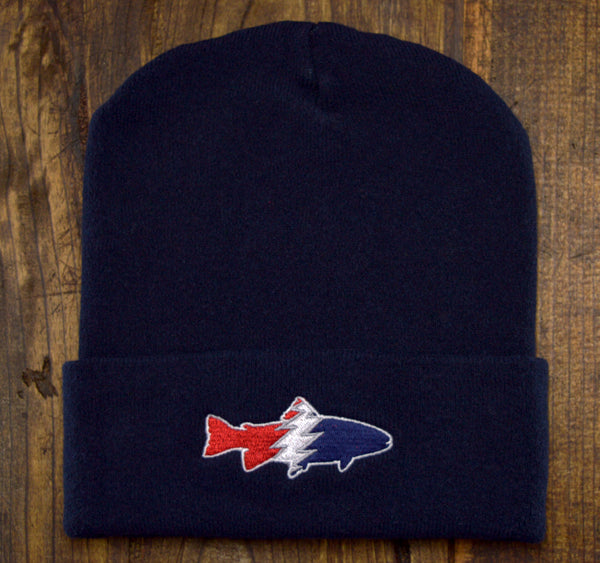 Pesca x Recover Recycled Knit Beanie