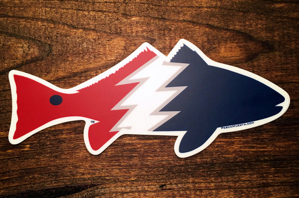 Premium Vinyl Redfish Decal