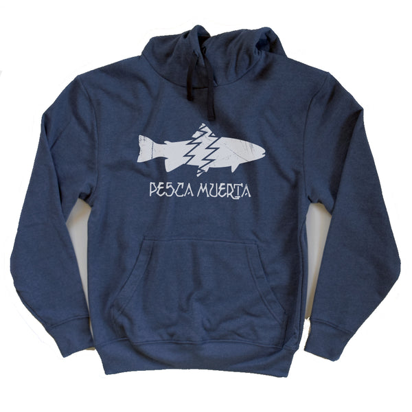 Pesca x Recover Recycled Pullover Hoody
