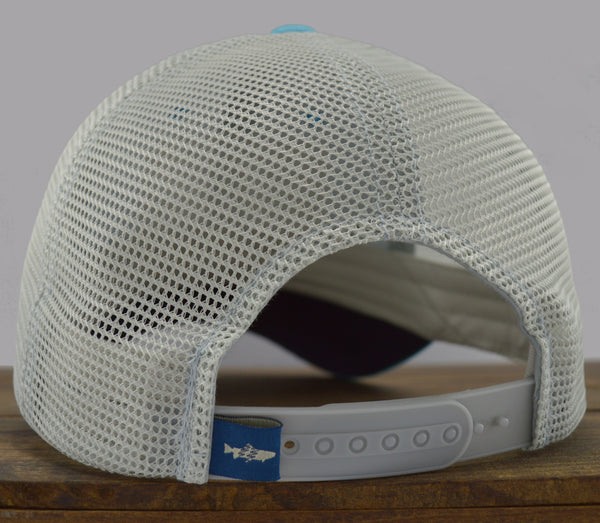 Tarpon Patch Mesh-Back Trucker Hat