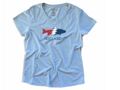 Women's Pesca x Recover Recycled Tee