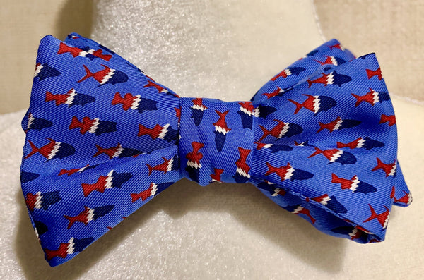 Rep The Pesca Bow Tie