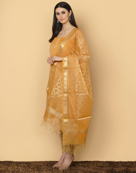Unstitched  salwaar-kameez set