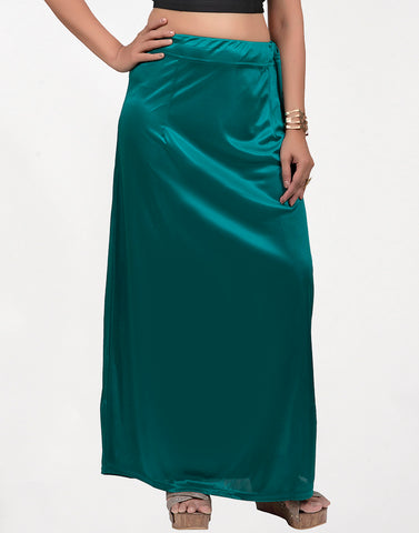 Rama Green Streachable Peticoat