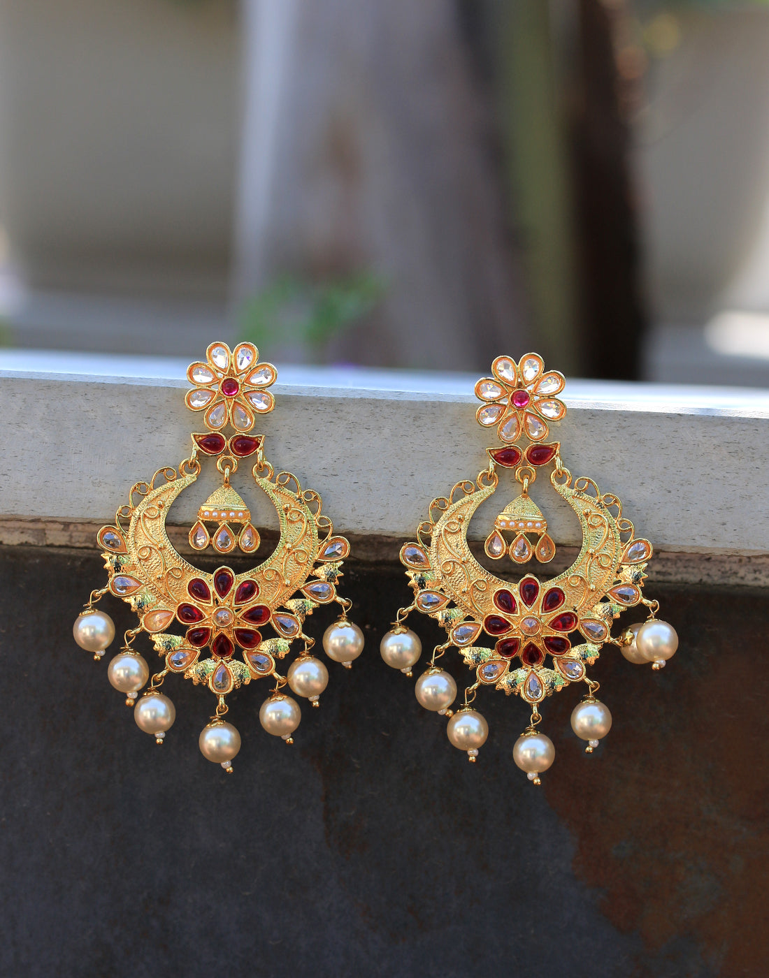 Meena Bazaar Earrings