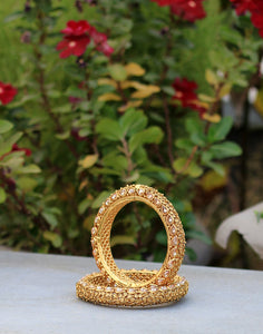 Golden-tone Adjustable Kadas
