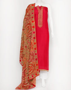 Rani Art Handloom Suit Set