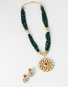 Meena Bazaar Necklace Set