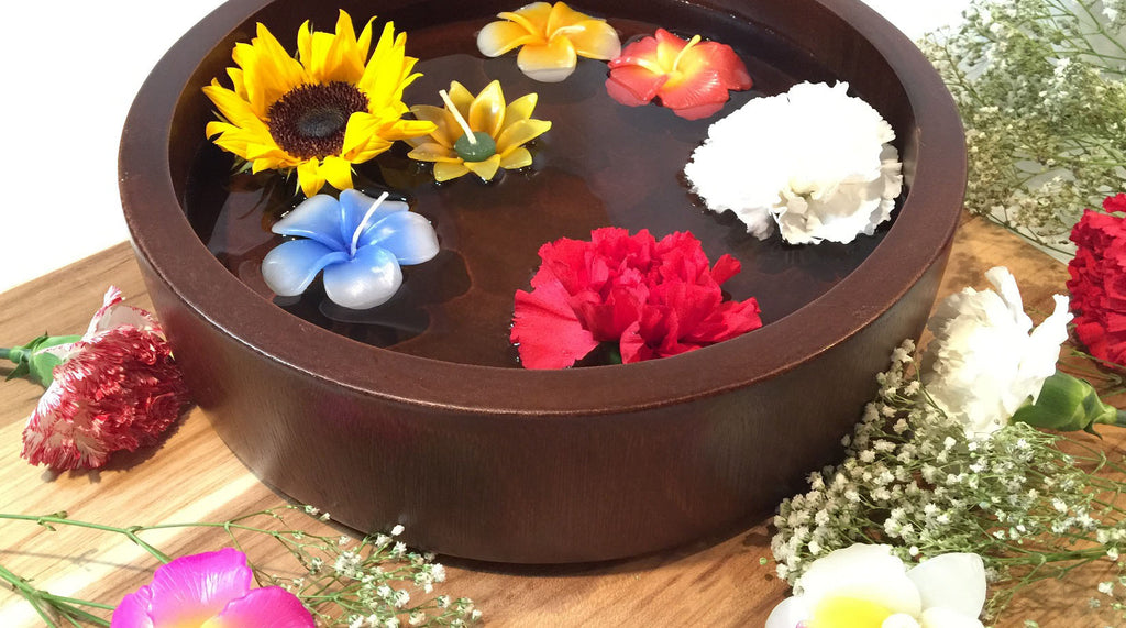 "Clearance Large Wooden Bowl. Serving Salad Bowl. Decorative Bowl Centerpiece. 12""x3.5""  Dark Brown"
