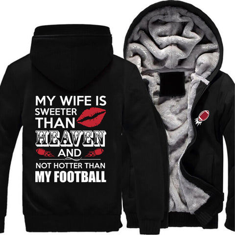 American Football Fan JACKET! - Hotter Football - ON SALE- Free Shipping | Hoodies