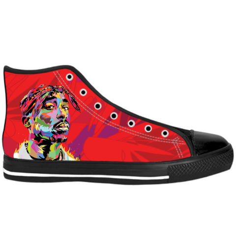 California love High Tops By technodrome1 | Shoes HighTop BlackSole