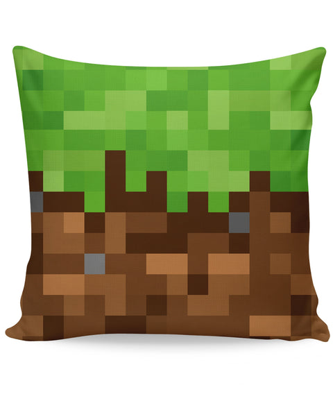Dirt Block Couch Pillow | Pillows