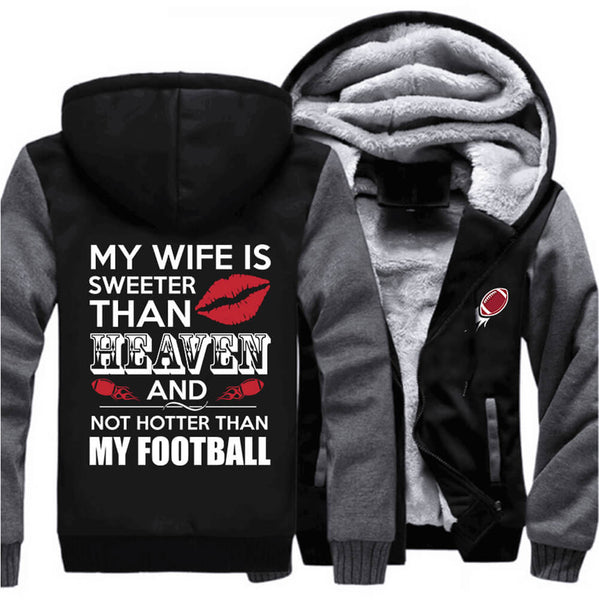 American Football Fan JACKET! - Hotter Football - ON SALE- Free Shipping