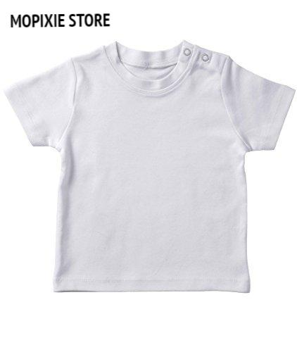 Mopixie Tshirts for Baby Boy Baby Girl New Born Toddler Baby Tees
