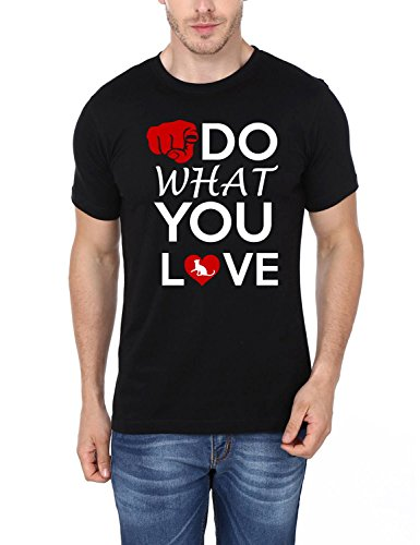 Do What You Love Printed T-Shirt