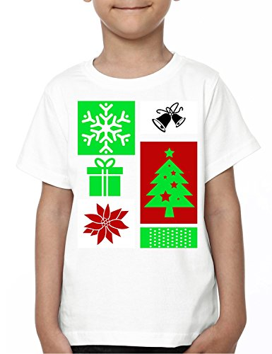Mopixie Merry Christmas Kids Boy Girl T Shirt