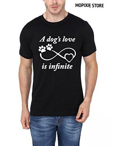 A Do'Gs Love Is Infinite Printed T-Shirt