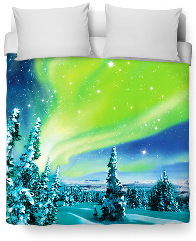 Arctic Nights Duvet Cover | Duvet Covers